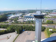 Aerial Pictures of the AECC Tower 2012