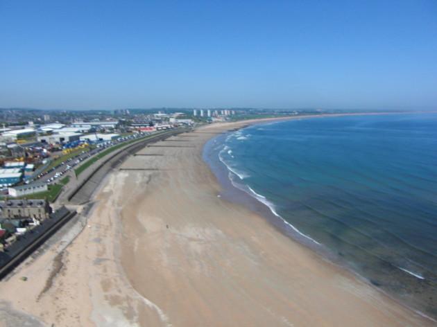 Aberdeen Beach, Aberdeen