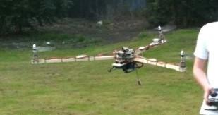 Tricopter 2.0 rcexplorer designed