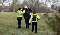 Photojournalist arrested after filming with drone near Gatwick airport