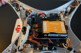 Inside the DJI Phantom 2 v2