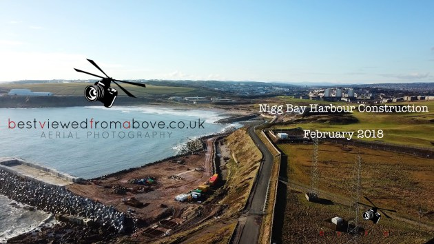 Nigg Bay Harbour Development