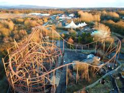 Camelot Abandoned Theme Park