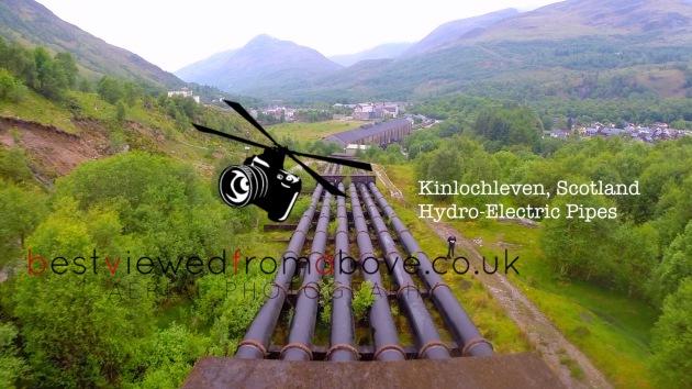 Kinlochleven, Hydro-Electric Pipes
