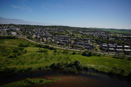 Aerial Picture of Kincorth