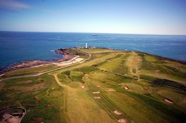 Aerial Picture of the Torry Battery