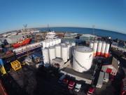 Aerial Photo of Augean North Sea Services