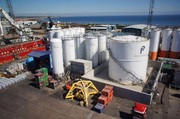 Augean North Sea Services Plant Based within Pocra Quay