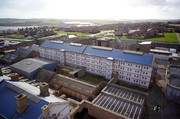 Aerial Picture of Peterhead Prison