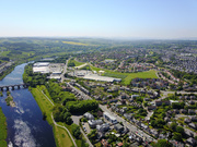 Aerial Picture of River Dee