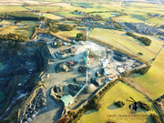 Aerial Picture of Balmedie Quarry