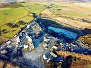 Aerial Picture of Balmedie Quarry