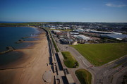 Aerial Picture of Aberdeen Beach