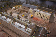 Aerial Pictures of Craiginches Prison