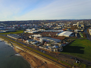 Aerial Picture of Aberdeen Beach Front