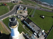 Aerial Pictures of the Aberdeen Light House
