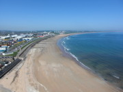Aerial Pictures of Aberdeen Beach 2012