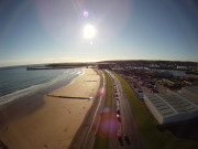 Aerial Pictures of Aberdeen Beach 2011