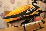 Outrage Velocity 50 - Retired!