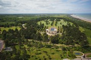 Aerial Pictures of Normandy Beach and Surrounding Area
