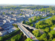 Town of Ellon