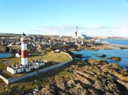 Buchan Ness Lighthouse, Boddam