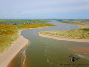 Aerial Picture of Newburgh Beach