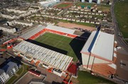 Aerial Picture of Aberdeen Football Club