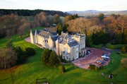 Aerial Picture of Pittodrie House Hotel
