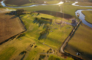 Aerial Picture of Kintore Golf Course