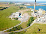 Aerial Picture of Peterhead Power Station, Boddam